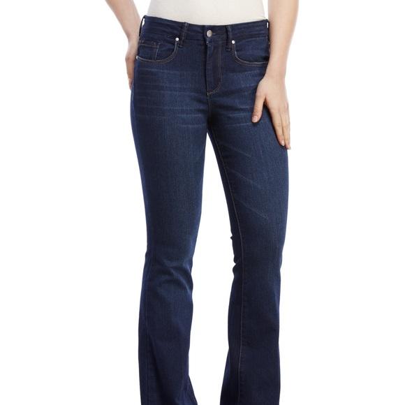 Jessica Simpson Denim - Jessica Simpson Uptown Slim Flare Jeans